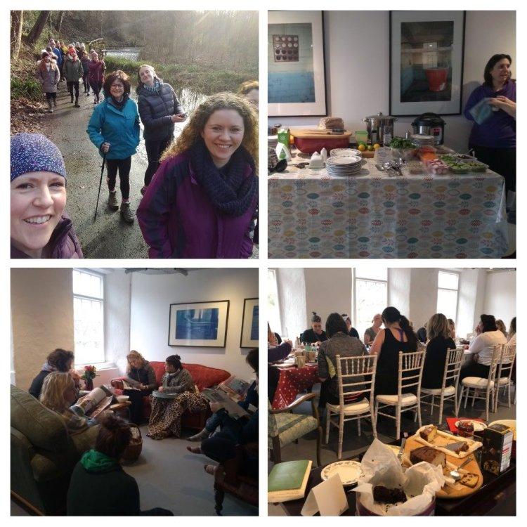 Yoga REtreat in West Yorkshire with KellyAnn Yoga