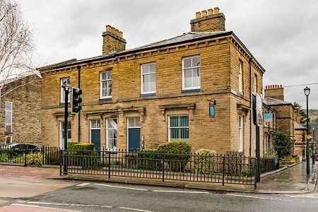 Victoria Therapy Centre lo res in Saltaire for private yoga sessions.